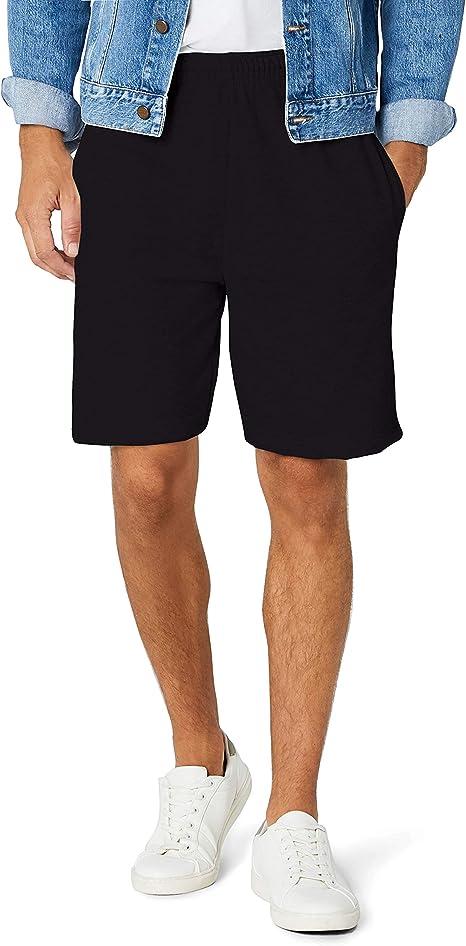 de poches Fruit of the Loom Hommes Léger Shorts taille élastique cordon de serrage