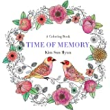 Time of Memory: A Coloring Book