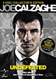 Joe Calzaghe: My Life Story/Undefeated [DVD]
