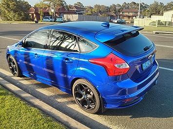 2013 2014 Ford Focus St Mark Ii Shark Fin Antenna Blue Candy Tint