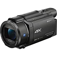 Deals on Sony Handycam FDR-AX53 16.6 MP 4K Ultra HD Camcorder