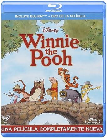 eb906cb79fa Winnie The Pooh La Pelicula Br + Dvd Combo Pack [Blu-ray]: Amazon ...