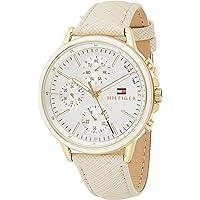 Tommy Hilfiger Womens Multi Dial Quartz Watch Carly