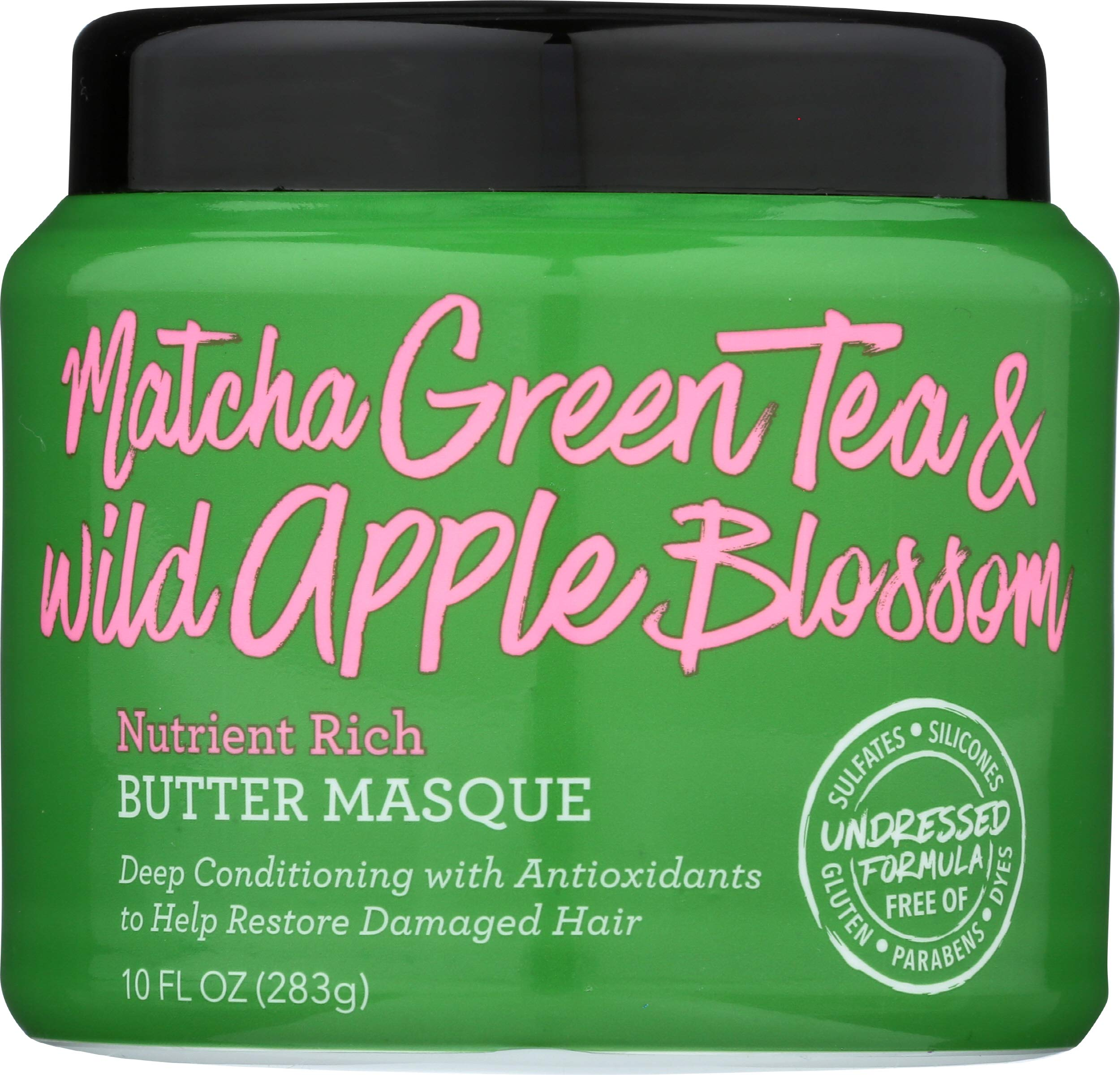 Not Your Mother's Naturals Butter Masque Green T/apl, 10.0 Ounce