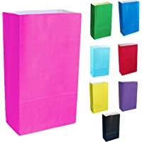 Thepaperbagstore 15 (TM) PAPER PARTY BAGS - CHOOSE YOUR COLOUR