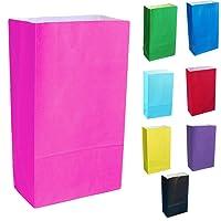 Thepaperbagstore Sac en papier spécial fêtes - Couleur et quantité au choix