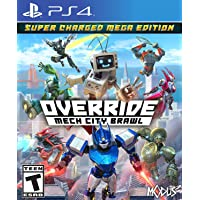 Deals on Override: Mech City Brawl Super Charged Mega Edition PS4