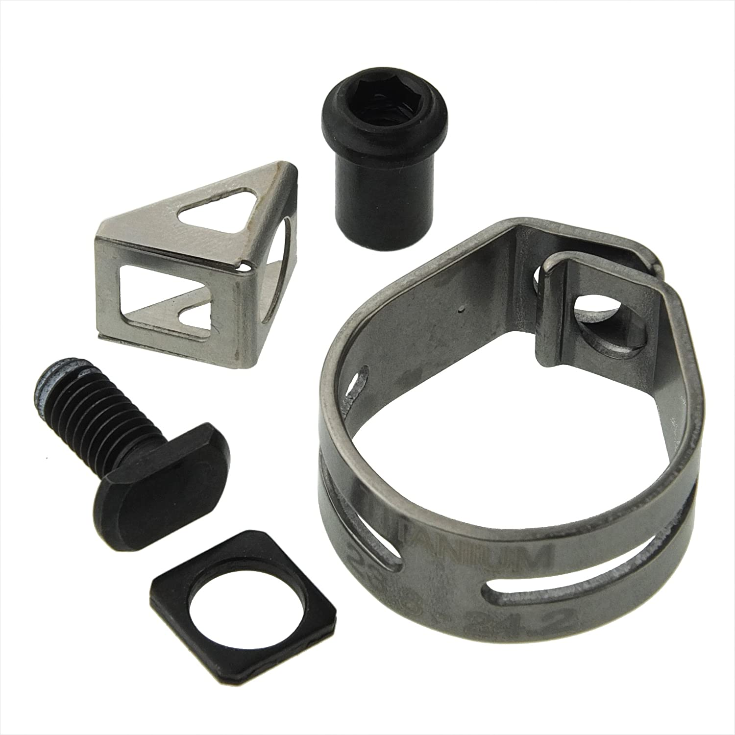 ST-7900 titanium clamp band 23.8 to 24.2 mm