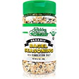 Organic Everything Bagel Seasoning Blend: Himalayan Sea Salt Sesame & Dried Poppy Seeds - Kosher Toppings and Spices…