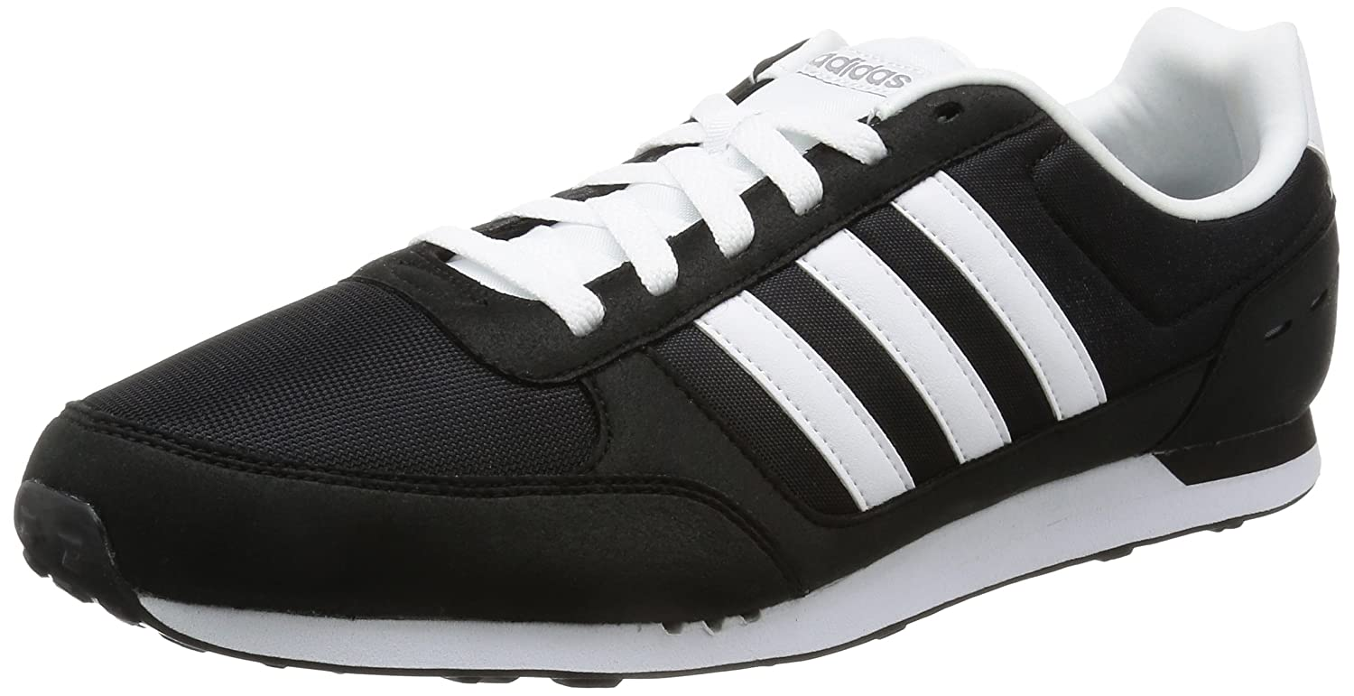 detailing new appearance special for shoe Amazon.com | adidas Neo City Racer - F99329 | Fashion Sneakers