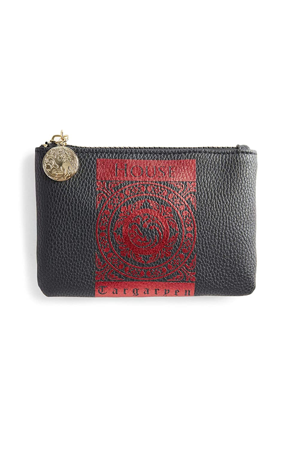Primark - Game of Thrones Zip Purse - House Targaryen ...