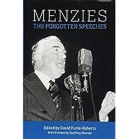 Menzies: The Forgotten Speeches