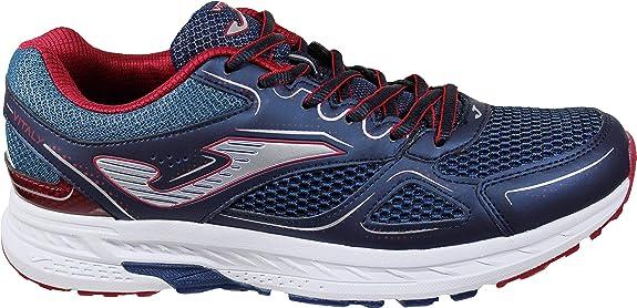 Joma VITALY Men 2006 Marino - Zapatillas Running Hombre Cordones: Amazon.es: Zapatos y complementos