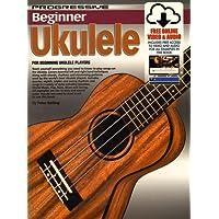 CP11888 - Progressive Beginner Ukulele - Book/Online Audio