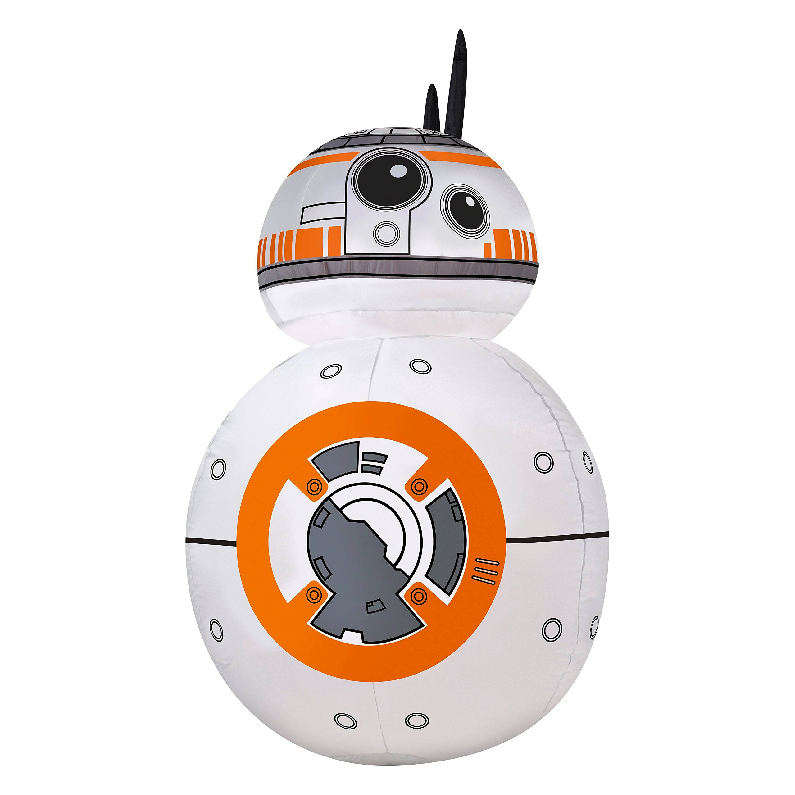 Star Wars BB-8 Airblown Inflatable 42 Lighted Christmas Decoration 2016