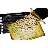Libro De Las Runas - Kit (Tabla de Esmeralda): Amazon.es