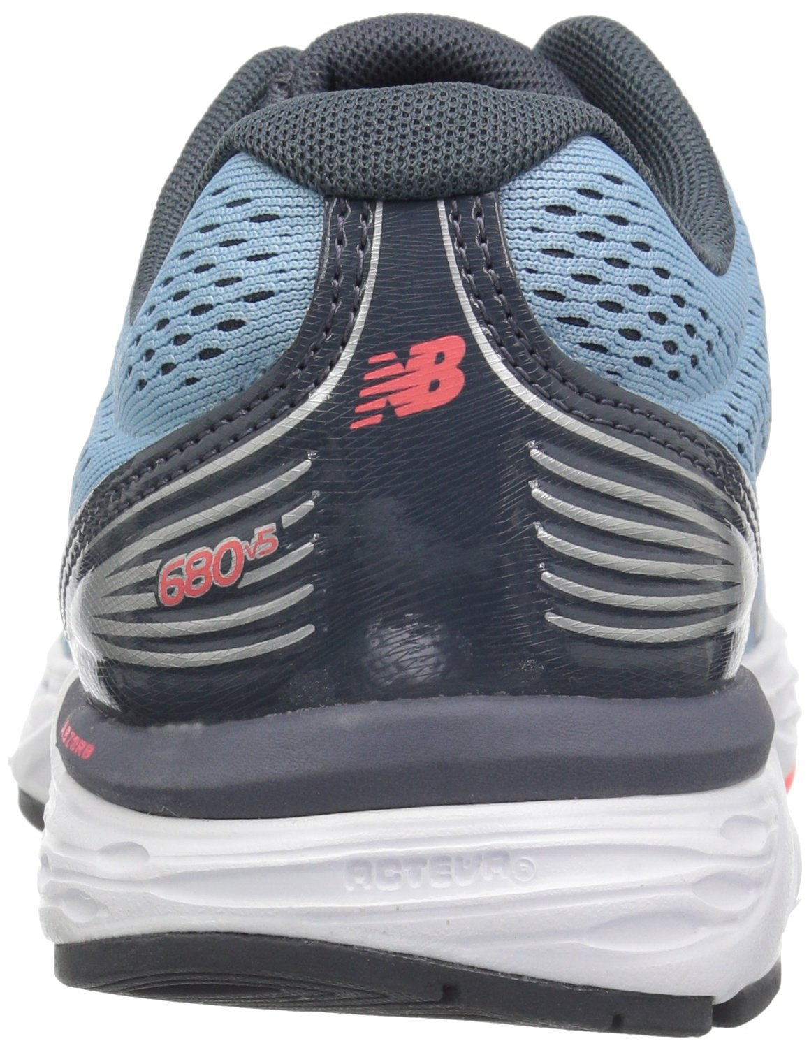 New Balance Women's 680v5 Cushioning Running Shoe B06XSFBWX9 9 B(M) US|Sky Blue