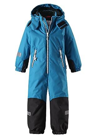Reima - Abrigo para la nieve - Traje de esquiar - para niño azul 8 ...