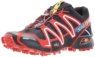 09974f1a3647 Salomon S-Lab Spikecross 3 CS Trail Running Shoes - 7  Amazon.co.uk ...