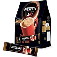 Nescafe 3 in 1 Intenso Instant Coffee Mix Sachet (30 Sticks)