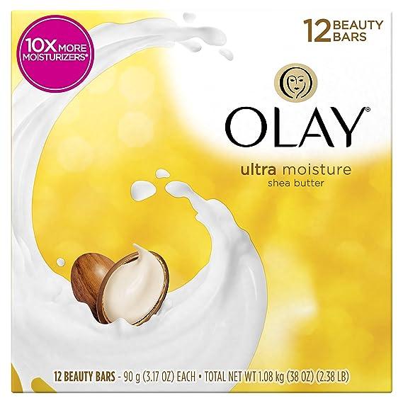 [Olay] Ultra Moisture with Shea Butter Bar Soap