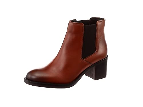 2b1673667f9902 Clarks Mascarpone Bay, Bottes & Bottines Souples Femme, Marron (Tan  Leather),