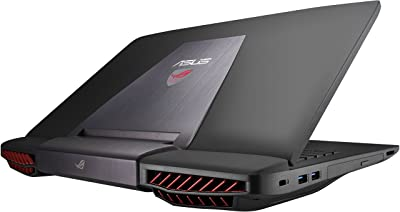 ASUS G751JY 17-Inch Gaming Laptop