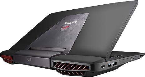 ASUS ROG G751JY Intel WLAN Vista
