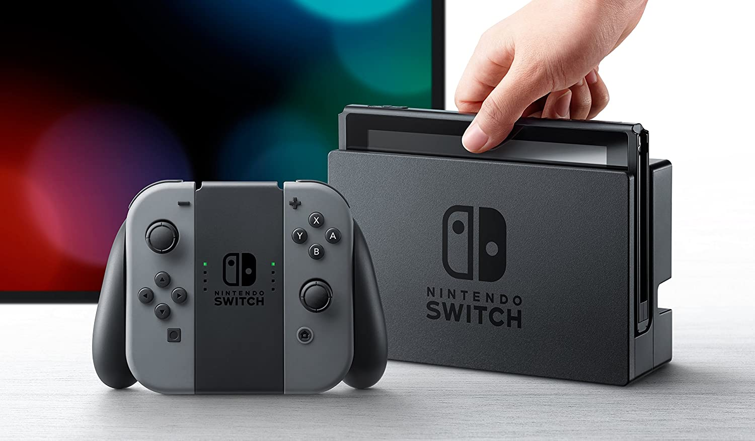Vendas, Nintendo, Switch, Reino Unido