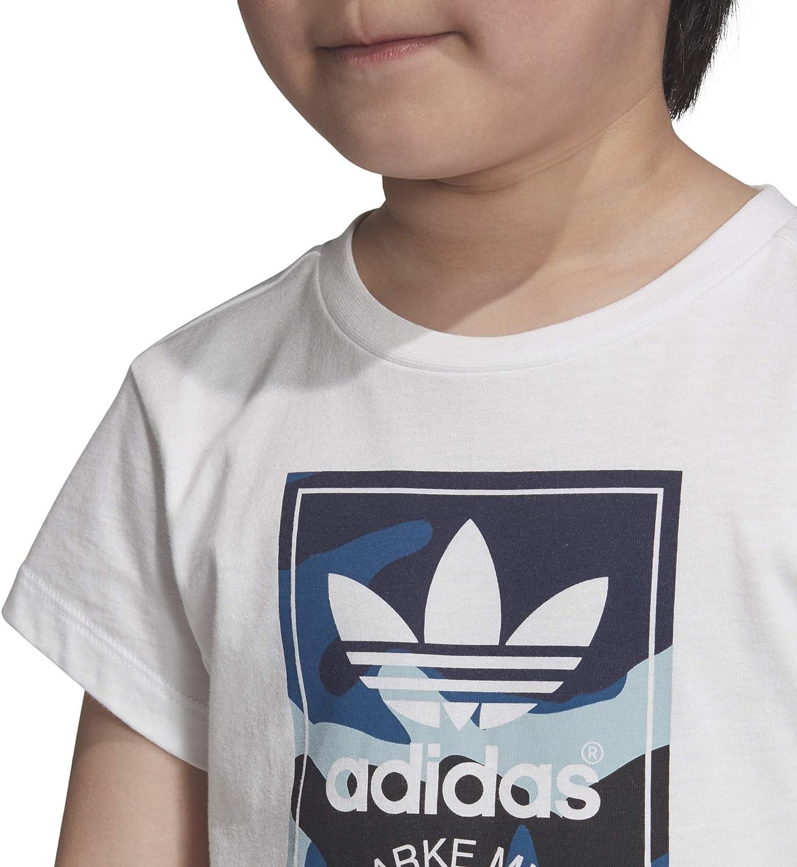 adidas 4060515183809 Parka, Bianco, 6 Anni Bambino: Amazon