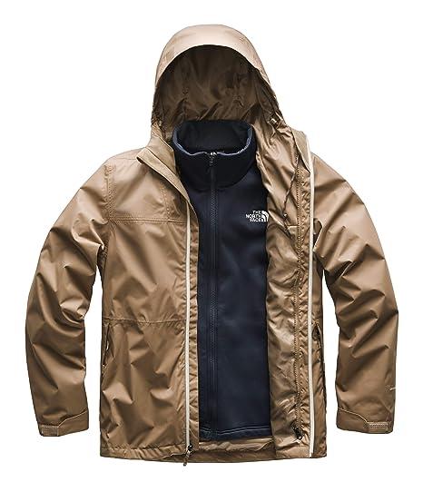 21a981e8e6c8 The North Face Mens Arrowwood Triclimate Jacket at Amazon Men s ...
