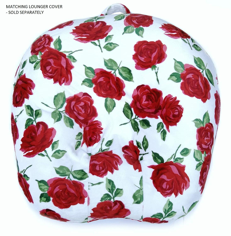 Nursing Pillow Slipcover BP. 8 Made in USA Breastfeeding Pillow Cover 100/% Cotton