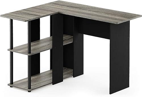 Furinno Abbott L-Shape Desk Review
