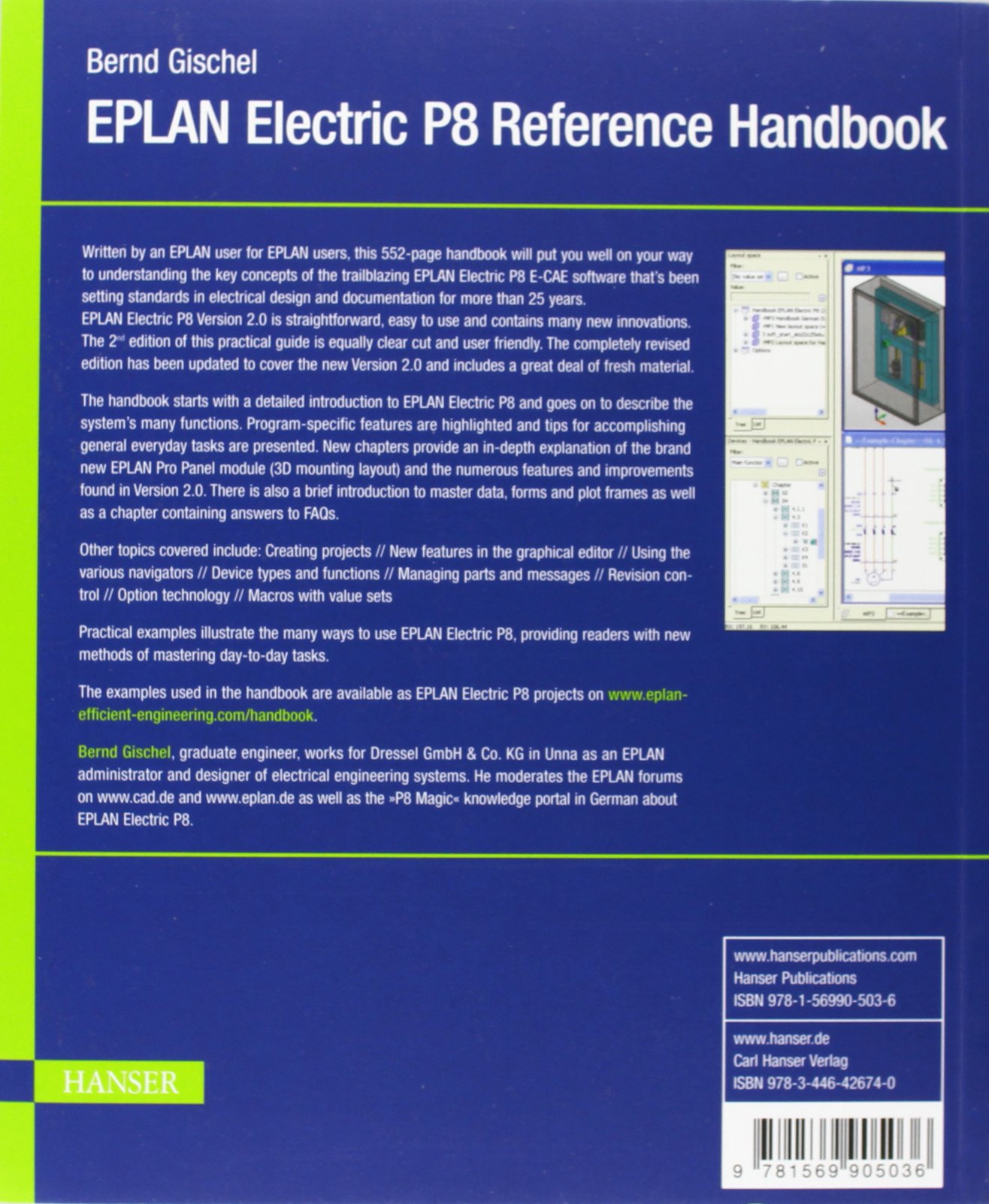 Buy EPLAN Electric P8 Reference Handbook Book Online at Low Prices in India  | EPLAN Electric P8 Reference Handbook Reviews & Ratings - Amazon.in