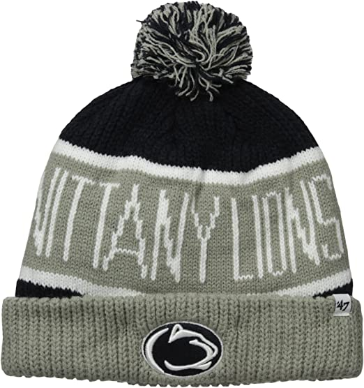 47 NCAA Adult Womens Beanie Knit Hat