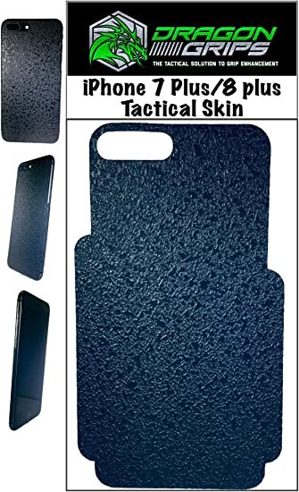 Black Hexmag Grip Tape for Magazines Handles Tools Knives Cell phones textured