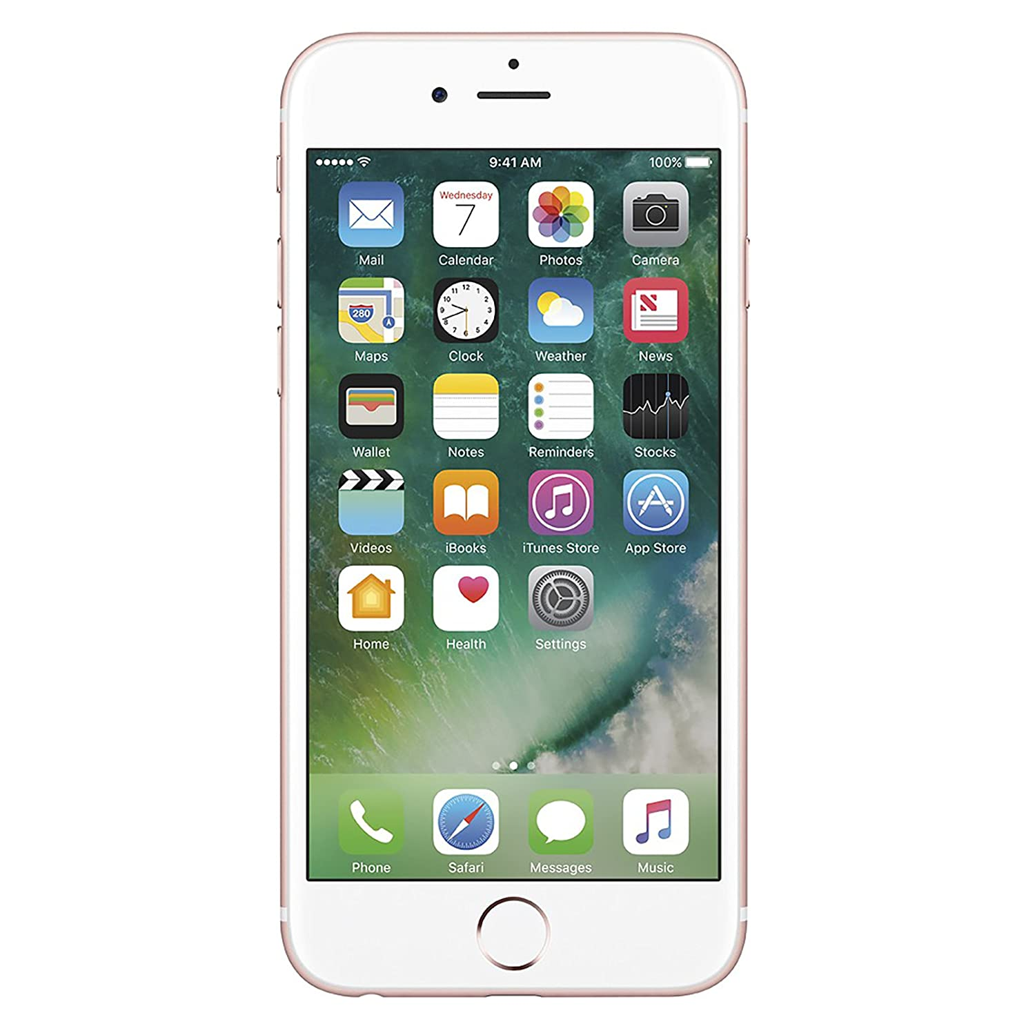 Apple iPhone 6S, AT&T, 64GB - Rose Gold (Refurbished)