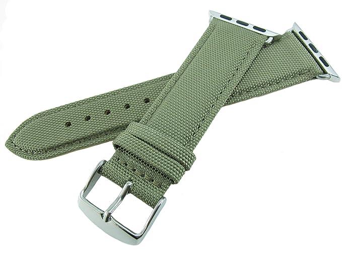 Correa de reloj de 42 mm para Apple Watch iWatch Smartwatch ...