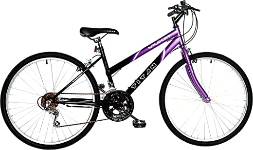 TITAN Hardtail-Mountain-Bicycles Titan Wildcat Ladies Mountain Bike