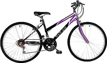 TITAN Wildcat – Bicicleta de montaña (Morado/Negro, 26 Pulgadas ...