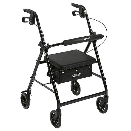 Amazon.com: Caminador con rueditas Drive médico, de ...