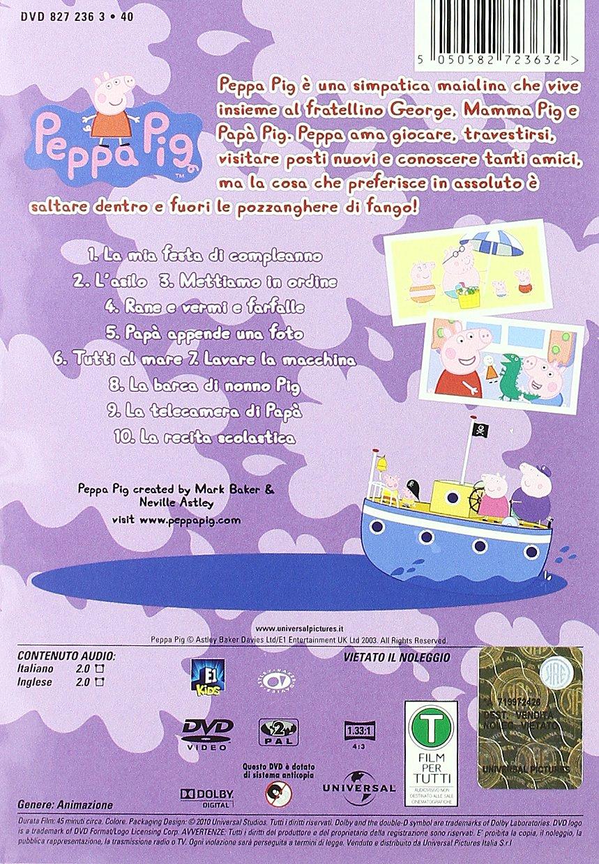 Peppa Pig   La Mia Festa Di Compleanno: Peppa Pig   La Mia Festa
