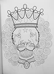 Amazon Dapper Animals Coloring Book Coloring Is Fun