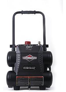 Briggs & Stratton 4.5-Gallon Quiet Power Technology Air Compressor 074045-00