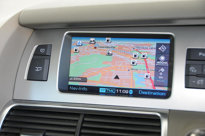 ActionCharity247 Audi A6 2018 MMI 2G High Navigation Maps UK