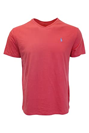Polo Ralph Lauren Men's Classic Fit V-Neck T-Shirt | Amazon.com