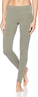 product image for PJ Harlow Women's Rock Cotton-Fold Over Leggings