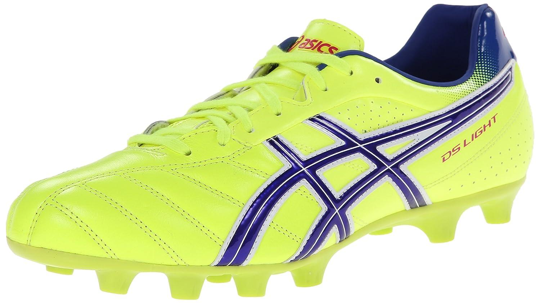 ASICS Men's Ds Light 6 Soccer Shoe B00KOLHCEW 4.5 D(M) US|Flash Yellow/Blue