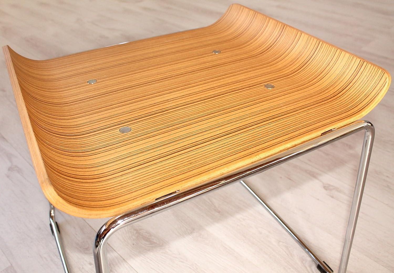 Yelloo sgabello design tavolino bar portavaligia hotel multifunzione