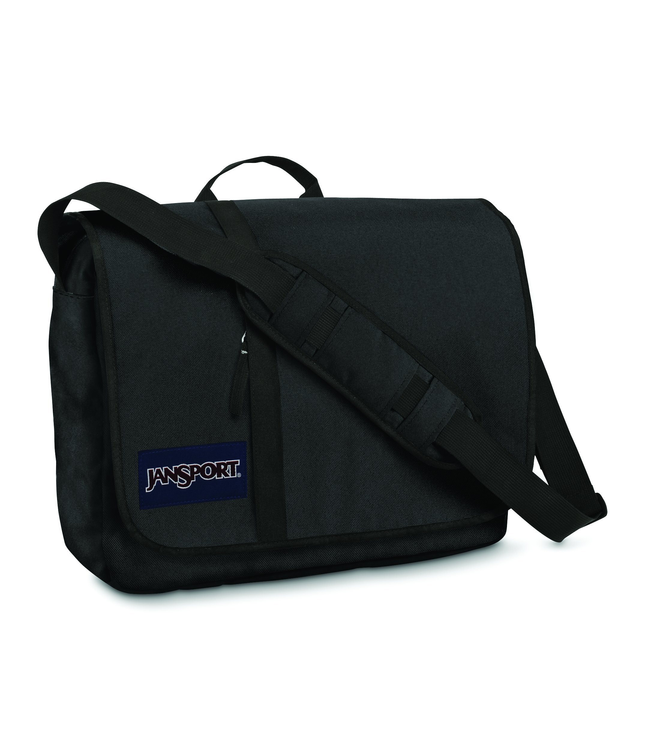 9d1a6e2c7897 JanSport Market Street Messenger Bag (Black)